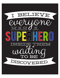 Classroom Theme: Superheroes