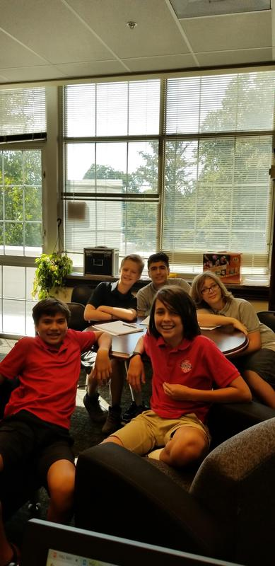 New Yearbook Website team has been Named! Featured Photo