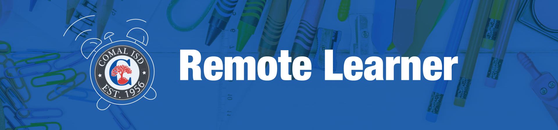 Remote Learner Banner