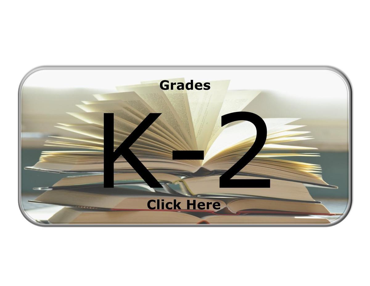 K-2 grade button