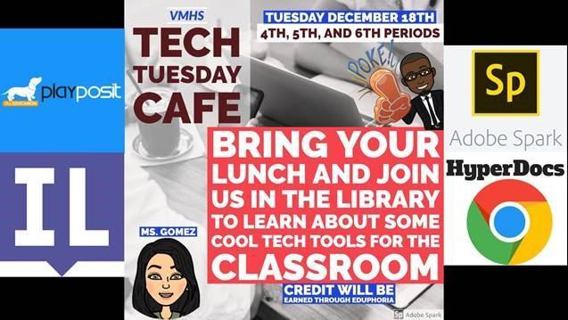 Tech Tuesday Cafe 2 Logo