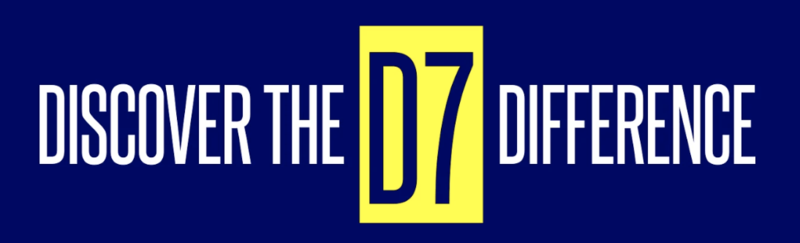 District 7 Logo