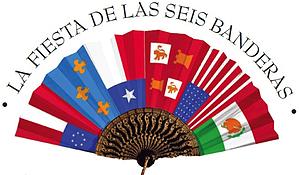 La Fiesta de las Seis Banderas Logo