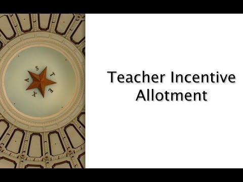 teacher incentive allotment graphic