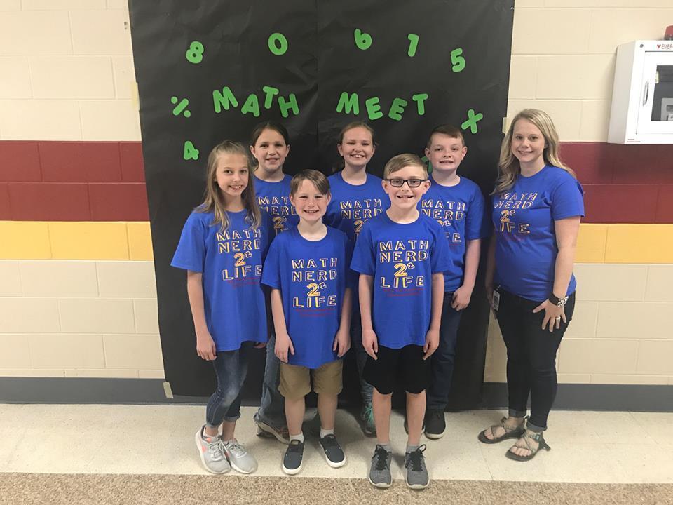 4th Grade Math Team