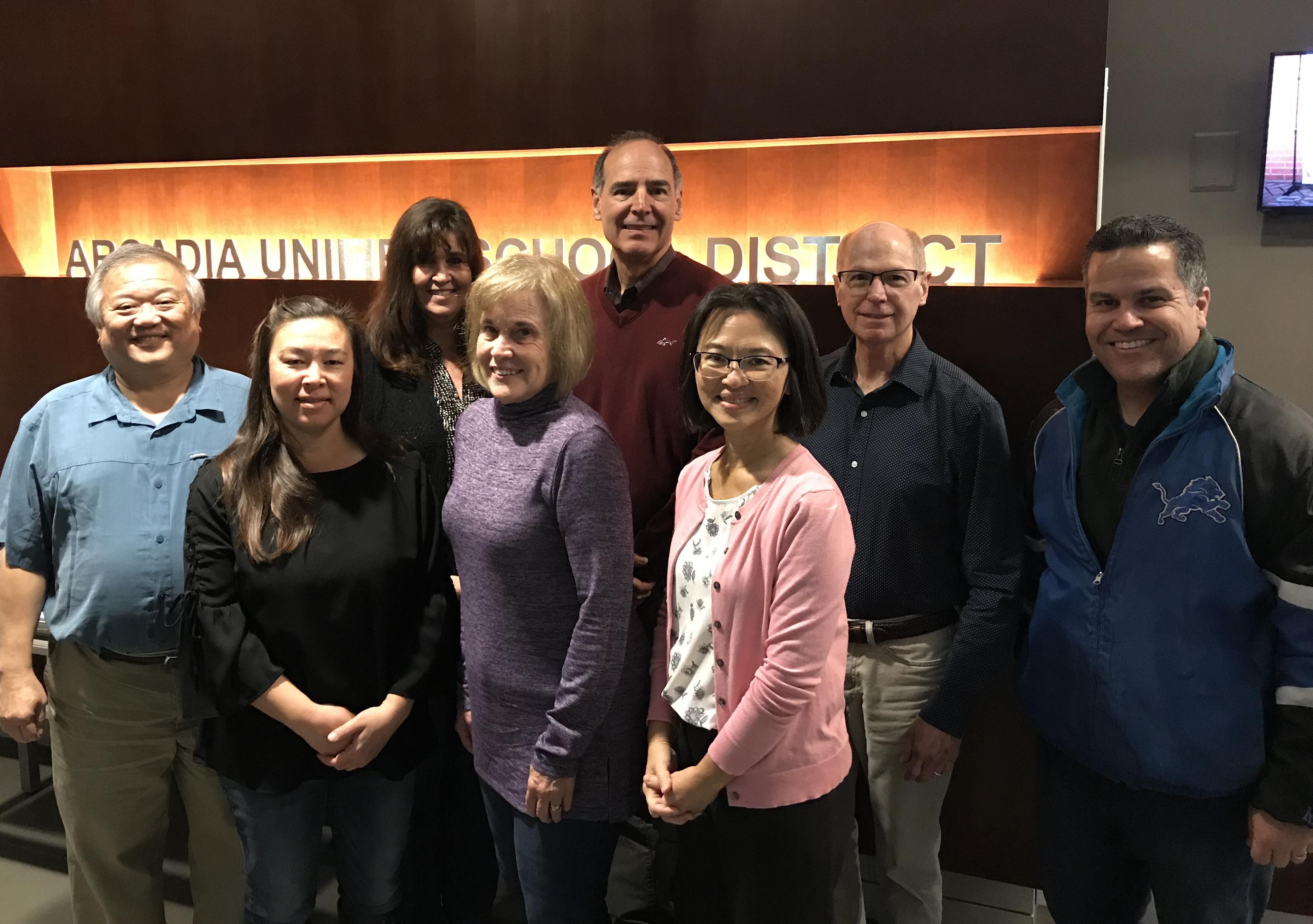 2018-2019 Committee Members