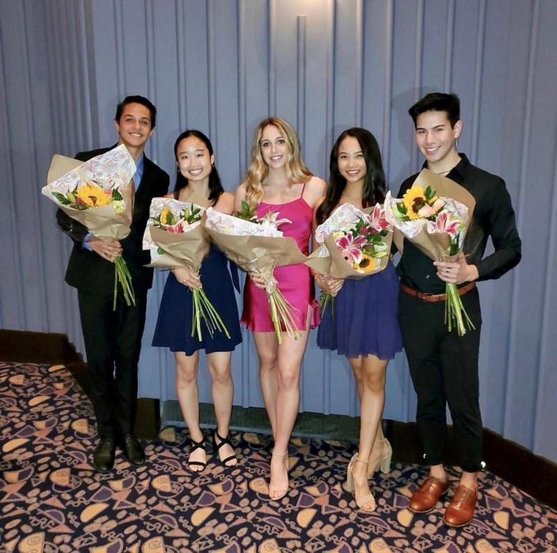 Laguna Dance Festival Young Artist Scholarship Award Featured Photo