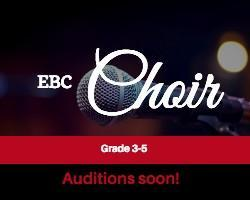 EBC Choir Auditions! Featured Photo