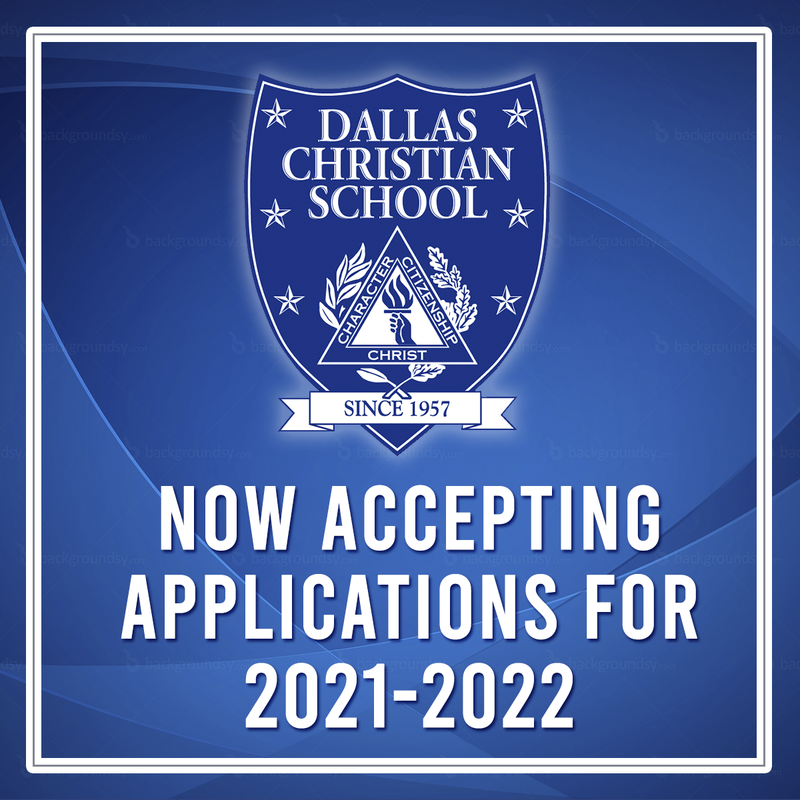 2021-2022 Applications for Admission are now OPEN! Featured Photo