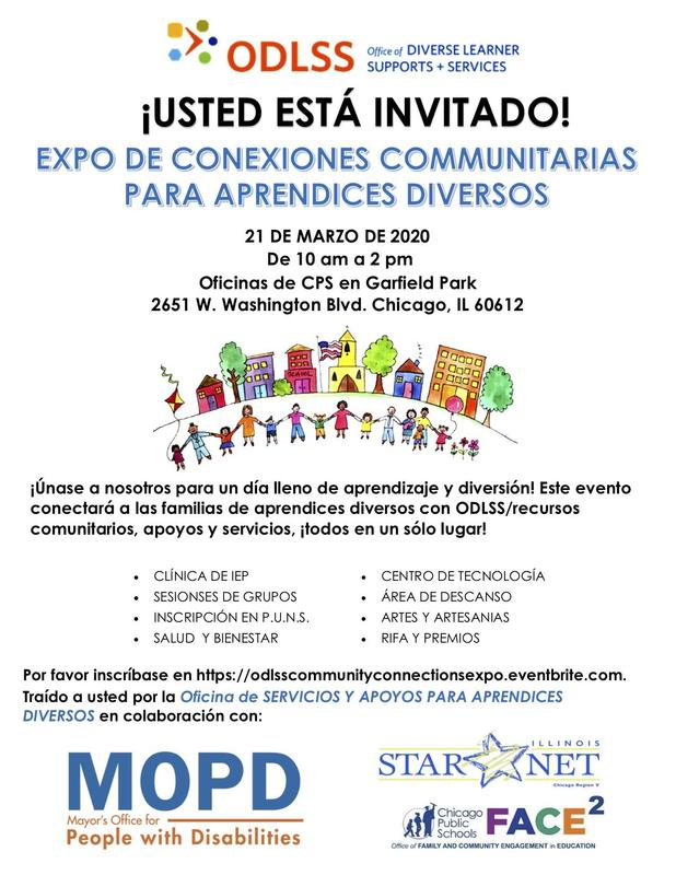 Community Connections Expo Flyer Spanish.jpg