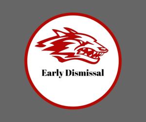 early dismissal logo
