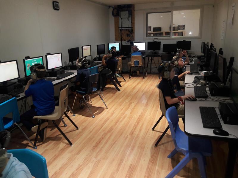 3b computer lab