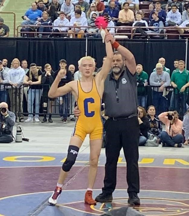 Hunter State Champion