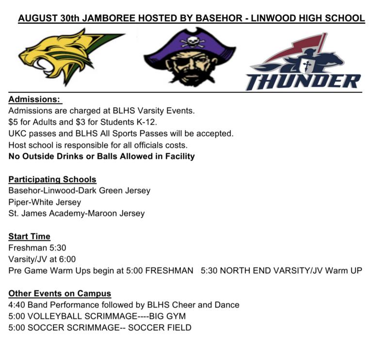 Jamboree Details