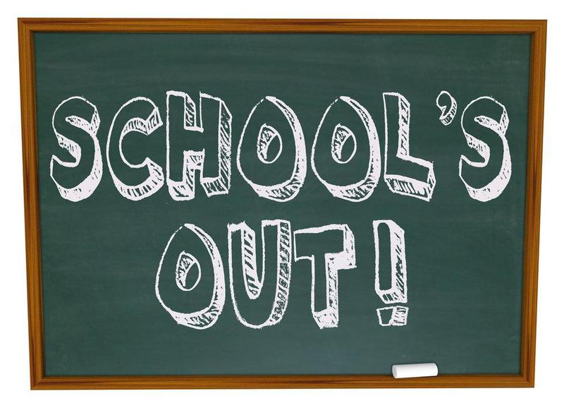 Last Day of School is Thursday, May 31st Thumbnail Image