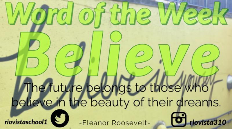 Image of Believe