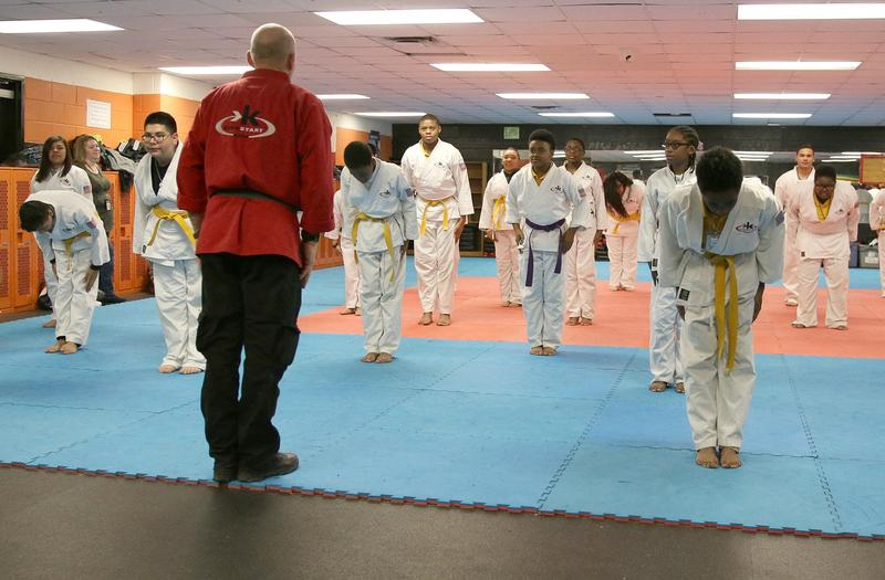 Kick Start Karate program teaches character, respect and discipline Thumbnail Image