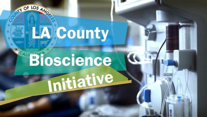 LA County Bioscience logo