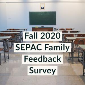 SEPAC Survey Image