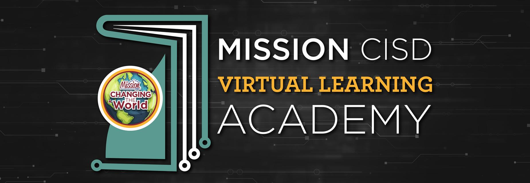 graphic for virtual learning academy
