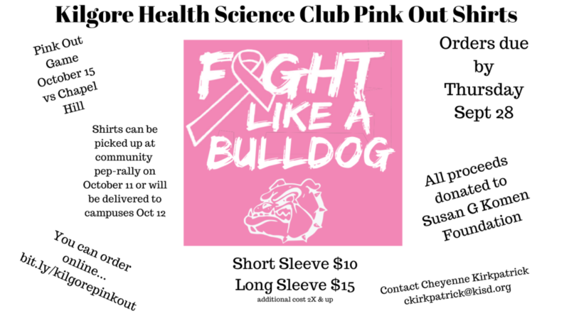 Pink Out Shirts Featured Photo
