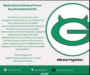 medical info for nurse
