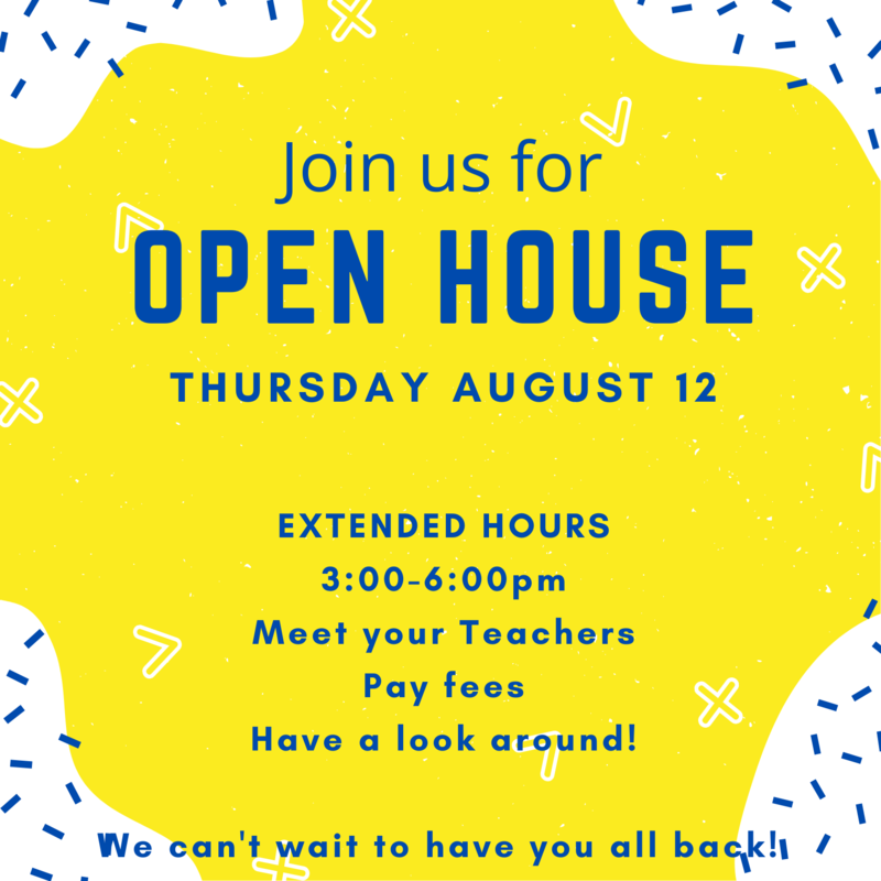 Extended Hours for Open House Featured Photo