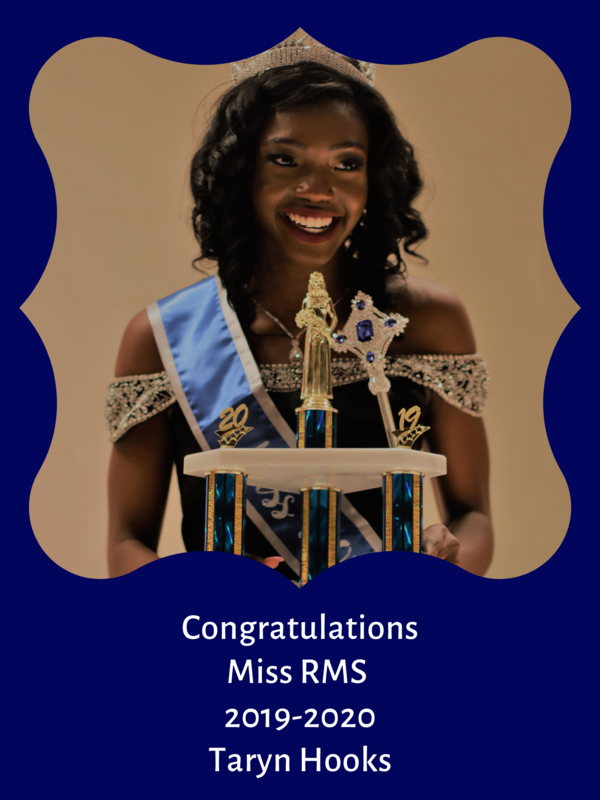 Miss RMS 2019-2020 Featured Photo