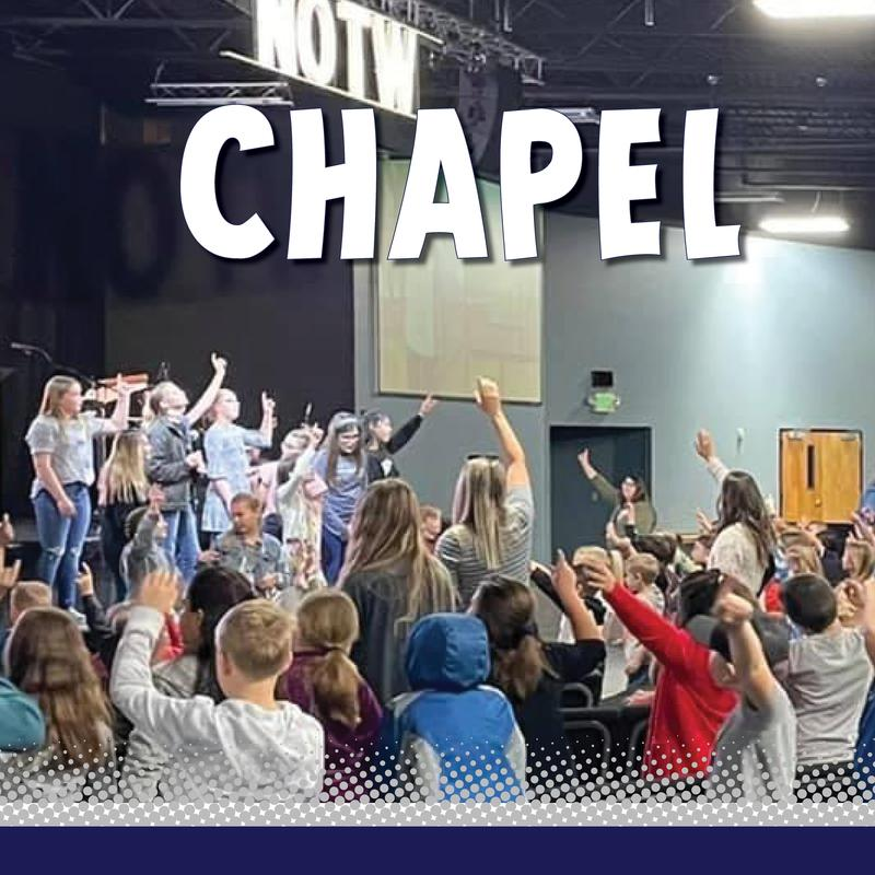 Chapel at LCS! Featured Photo