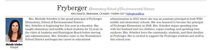 Fryberger News Article