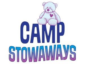 Camp Stowaways Teddy Bear with Backpack