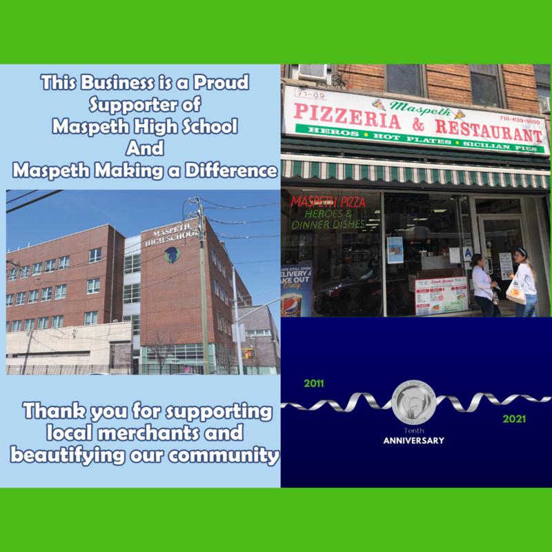 Maspeth Pizzeria & Restaurant