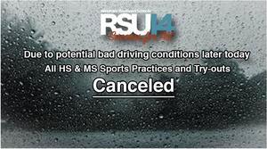 Sports Canceled