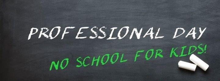 No School for Students on Monday, Sept. 17. Professional Development for Teachers Thumbnail Image