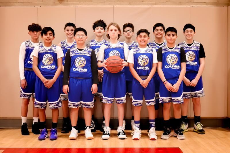 19/20 Boys' Basketball take their game VERY seriously! Thumbnail Image