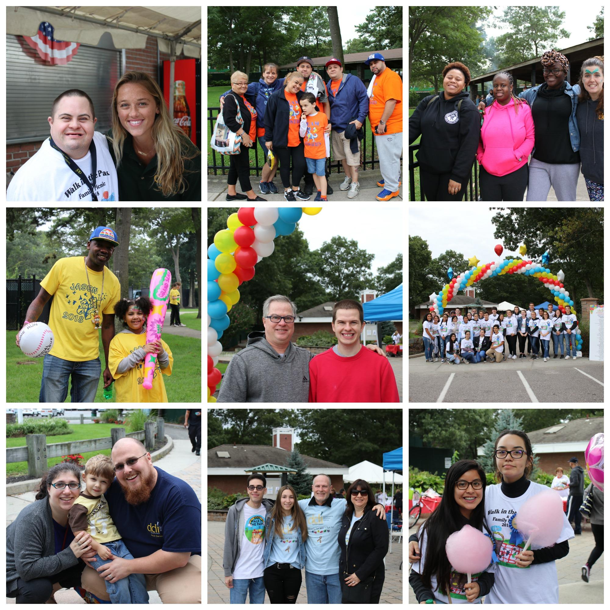 DDI Walk collage of guests