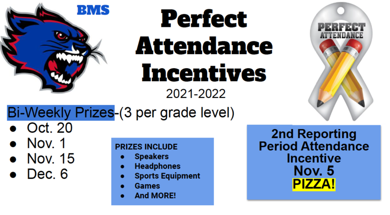 perfect attendance incentives