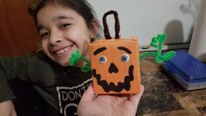 Valerie's pumpkin