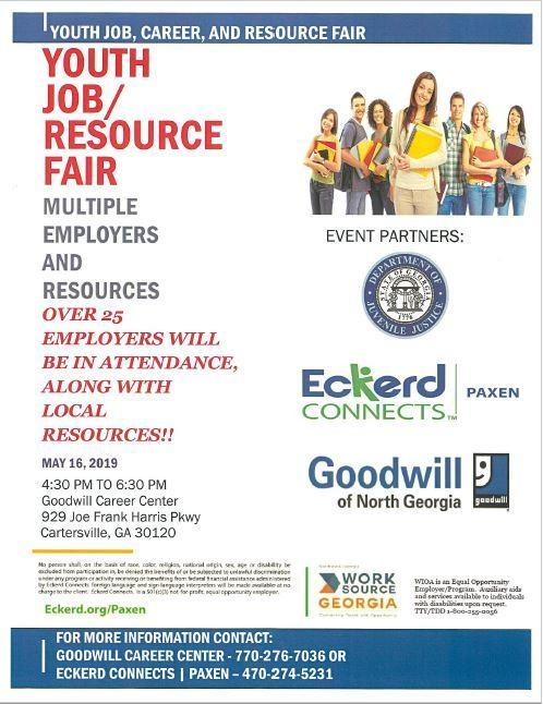 Youth Job/Resource Fair