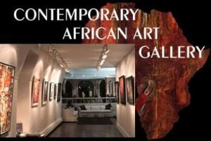 Picture of Contemporary African Art gallery