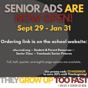 Senior Ad Sales Window