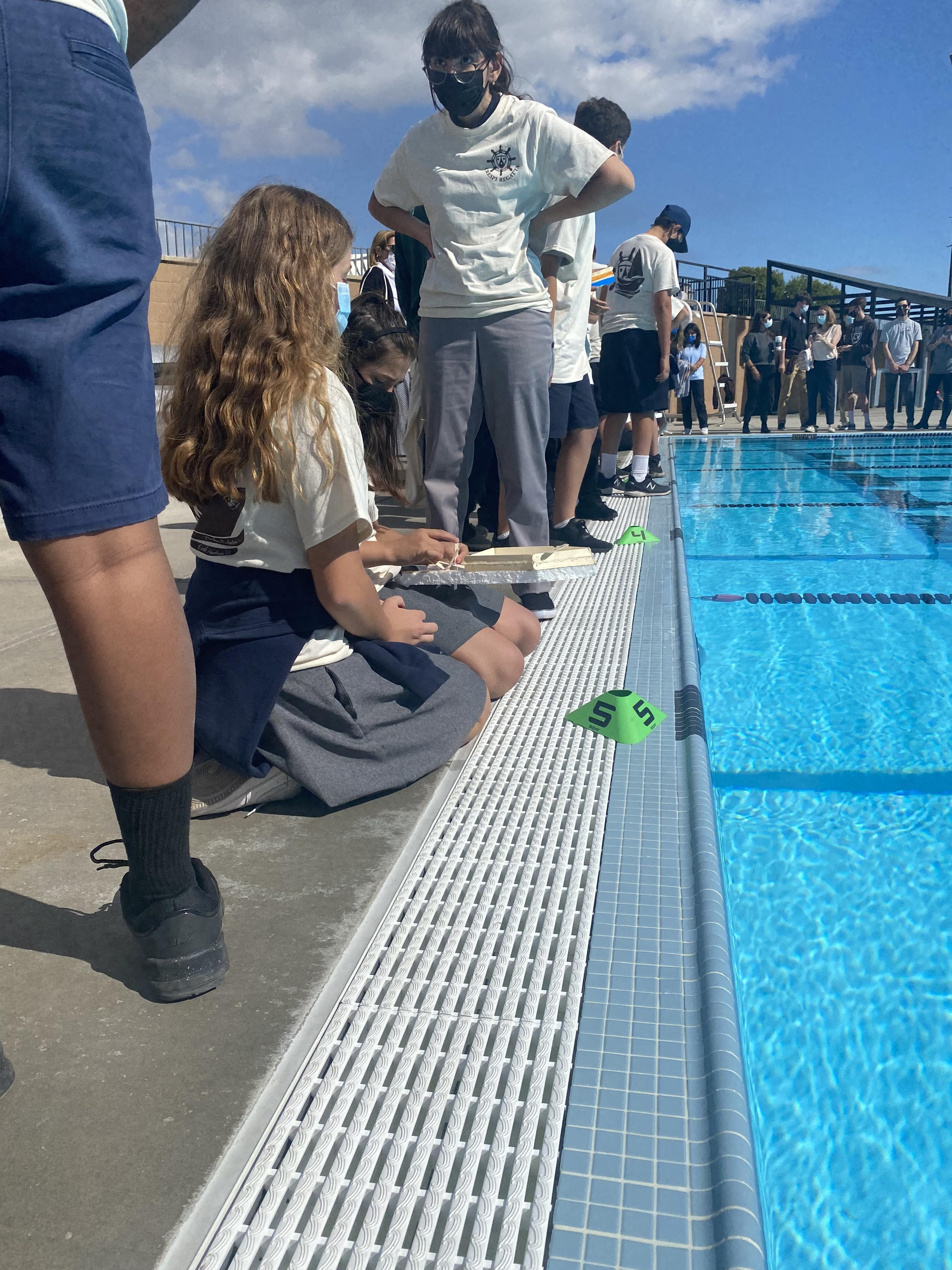 8th Grade Students Take Second Place in Crespi's First Ever Rigotta! Featured Photo
