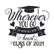 class of 2021 quote