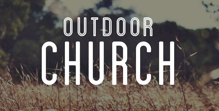 Outdoor Church Services - Every Sunday at 9:00 AM Featured Photo