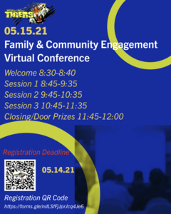 Family & Community Engagement Virtual Conference Thumbnail Image