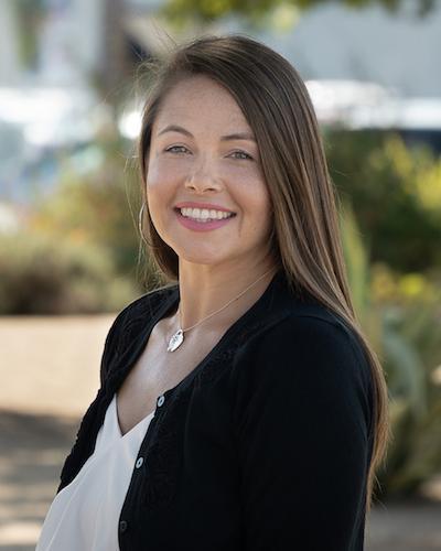 Danielle Froelich, EWCSD's Teacher of the Year