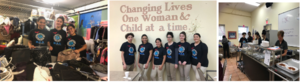 Make A Difference Club Participates in the Lunches With Love Program
