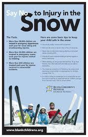 SNOW DAY SAFETY TIPS