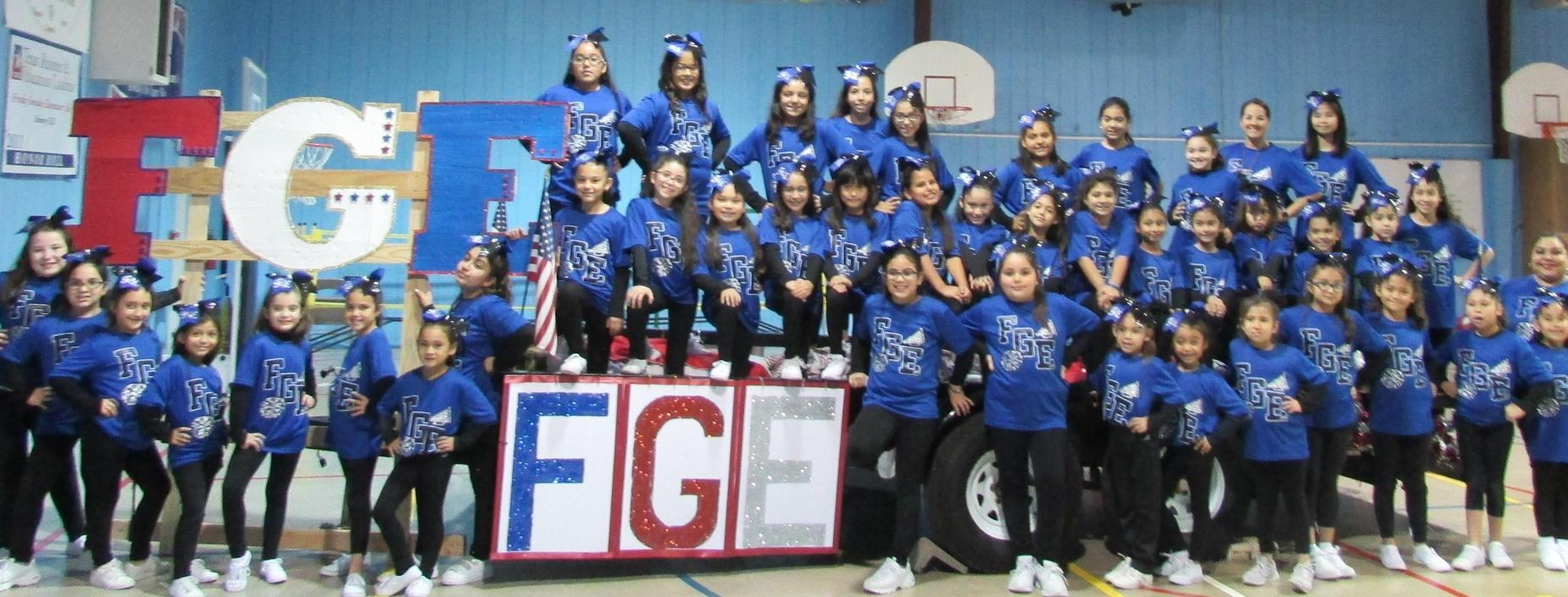 FGE Cheer Squad