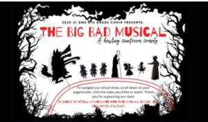 DMS Big Bad Musical